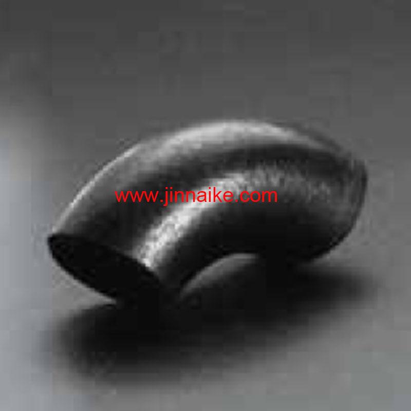 Codo de tubería de acero