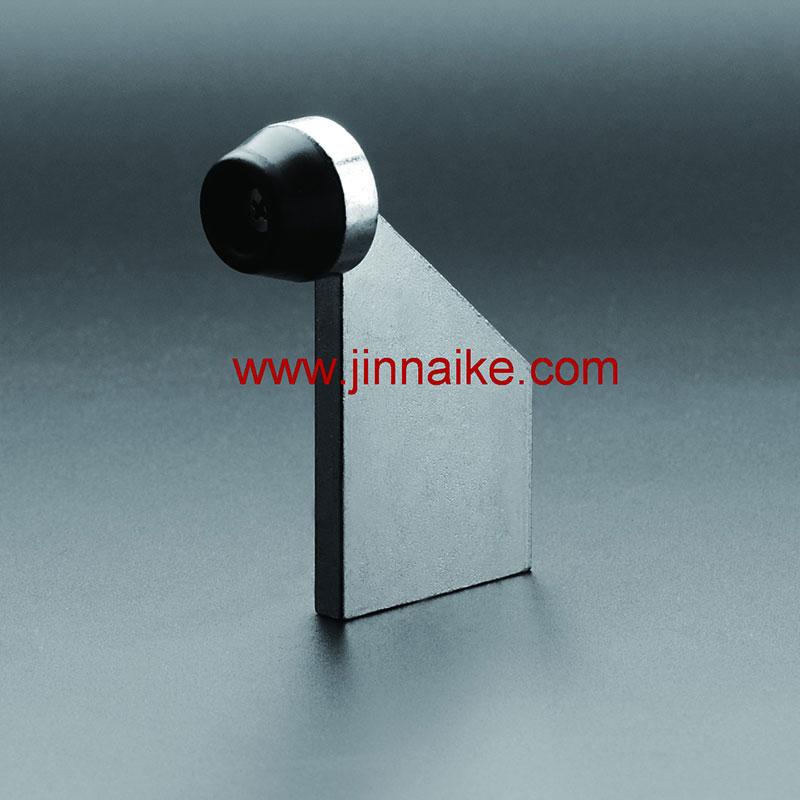 Tope de puerta sin placa base (goma pequeña)