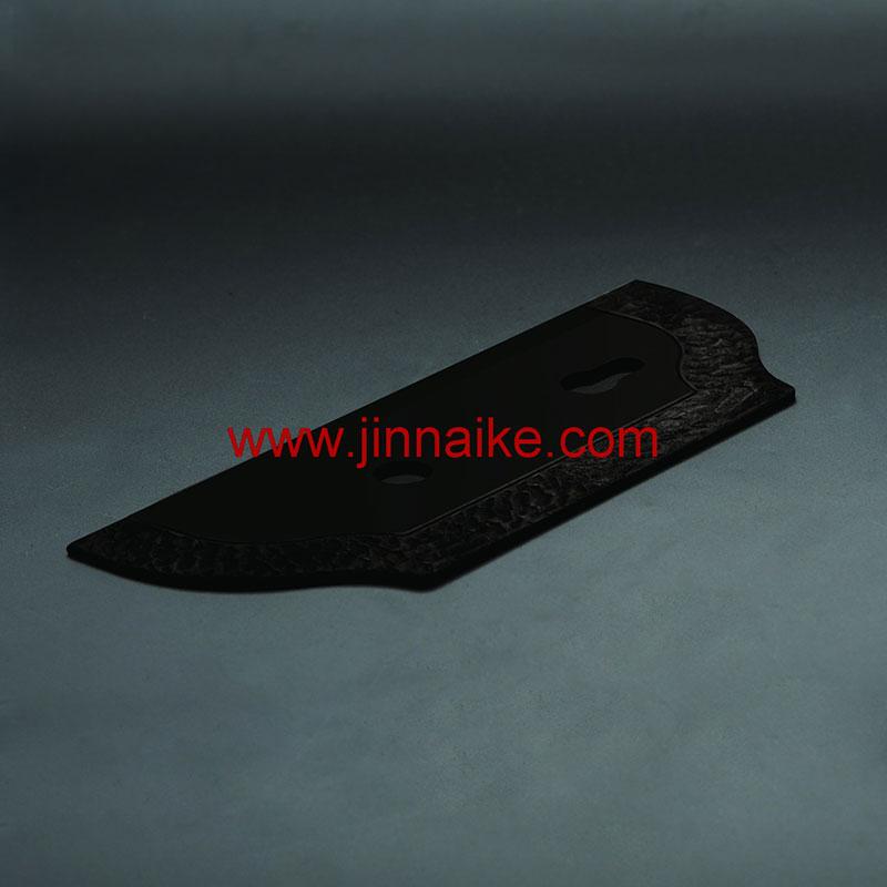 Placa de bloqueo de hierro