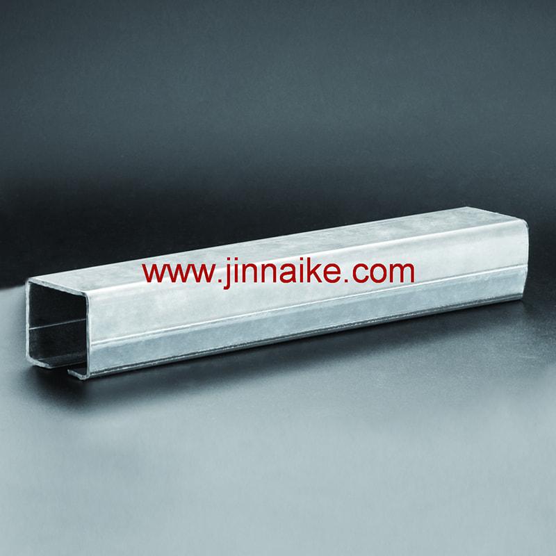 Carril-puerta-cantilever-acero-70x70- & 80x80