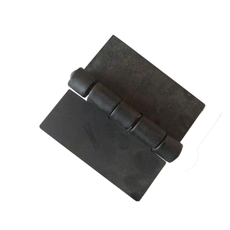 Bisagra de placa de hierro americana